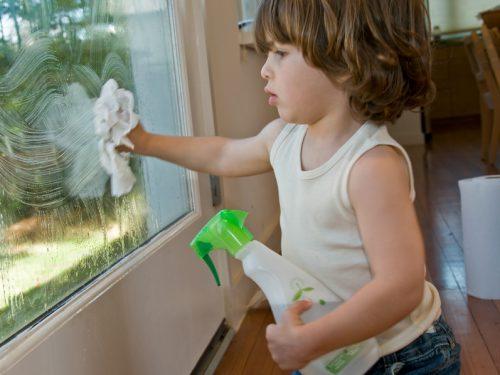 Astuce nettoyage vitre
